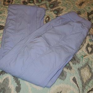 Lululemon crop cargo pants
